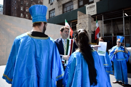 Annual Persian Day Parade in New York City on Sunday, April 14, 2019.