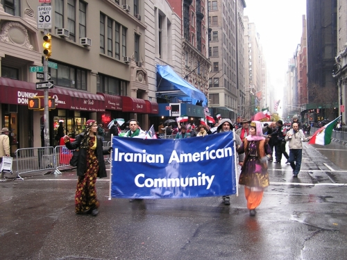Persian Parade 2005