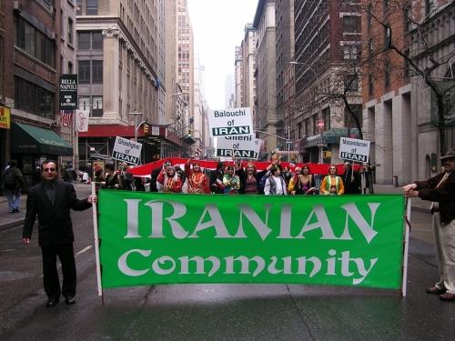 Persian Parade 2004