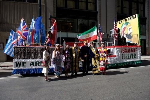 Persian Parade 2015