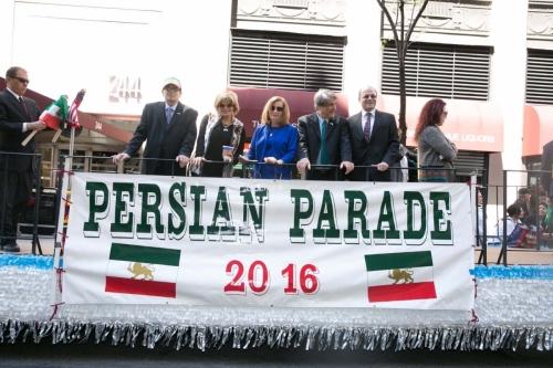 Persian Parade 2016